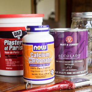 diy homemade chalk paint recipes